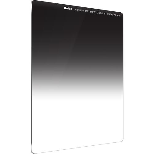 Haida 150 x 170mm NanoPro MC Soft Edge Graduated 1.2 Neutral Density Filter