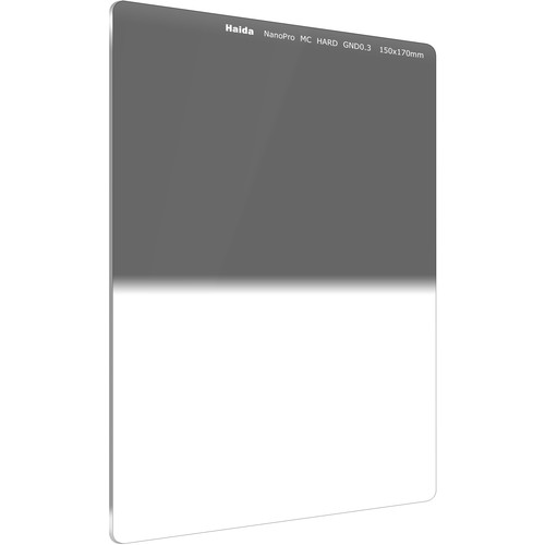 Haida 150 x 170mm NanoPro MC Hard Grad ND0.3 Optical Glass Filter