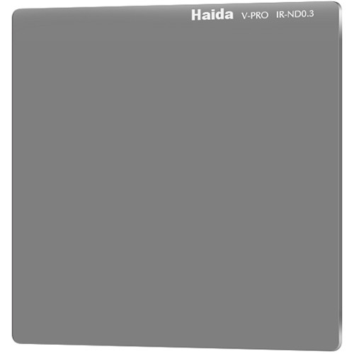 "Haida 4 x 4"" V-Pro Series Multi-Coated Infrared Neutral Density 0.3 Filter (Glass)"