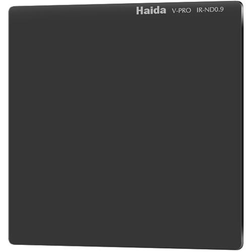 "Haida 4 x 4"" V-Pro Series Multi-Coated Infrared Neutral Density 0.9 Filter (Glass)"