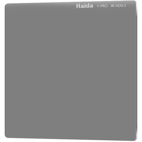 "Haida 6.6 x 6.6"" V-Pro Series MC IRND 0.3 Glass Filter (1-Stop)"