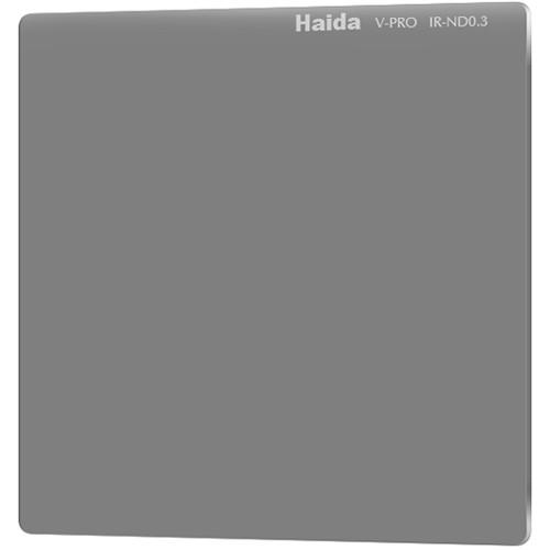"Haida 6.6 x 6.6"" V-Pro Series Multi-Coated Infrared Neutral Density 0.3 Filter (Glass)"