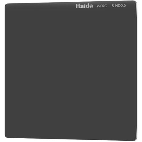 "Haida 6.6 x 6.6"" V-Pro Series Multi-Coated Infrared Neutral Density 0.6 Filter (Glass)"