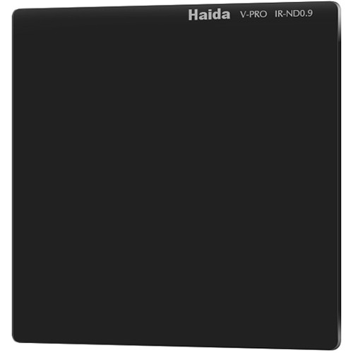 "Haida 6.6 x 6.6"" V-Pro Series Multi-Coated Infrared Neutral Density 0.9 Filter (Glass)"