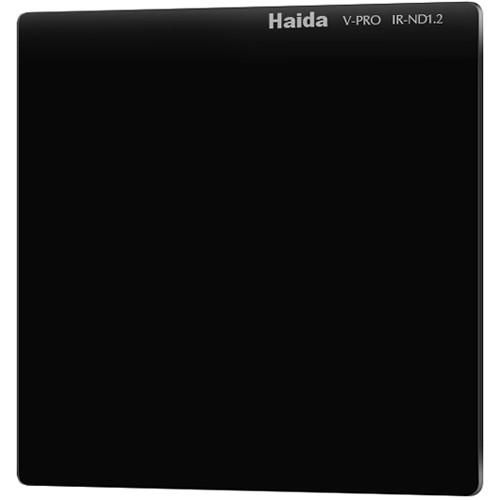 "Haida 6.6 x 6.6"" V-Pro Series Multi-Coated Infrared Neutral Density 1.2 Filter (Glass)"
