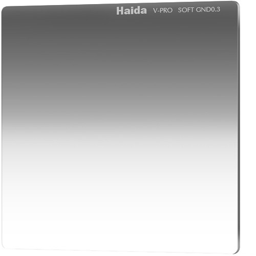 "Haida 4 x 4"" V-Pro Series Multi-Coated Soft Graduated 0.3 Neutral Density Filter"