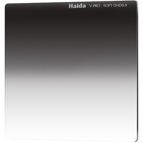 "Haida 4 x 4"" V-Pro Series Multi-Coated Soft Graduated 0.9 Neutral Density Filter"