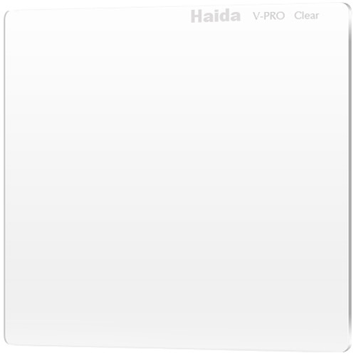"Haida 4 x 4"" Multi-Coated Clear Filter for V-Pro Series"