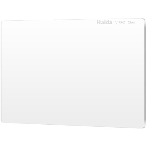 """Haida 4 x 5.65"""" Multi-Coated Clear Filter for V-Pro Series"""
