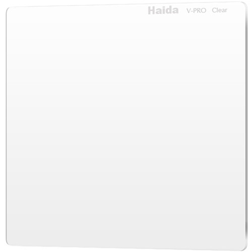 "Haida 6.6 x 6.6"" Multi-Coated Clear Filter for V-Pro Series"