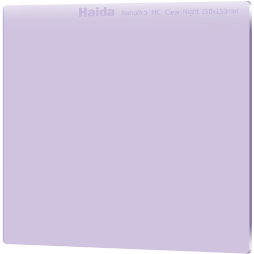 Haida 150 x 150mm NanoPro MC Clear-Night Filter