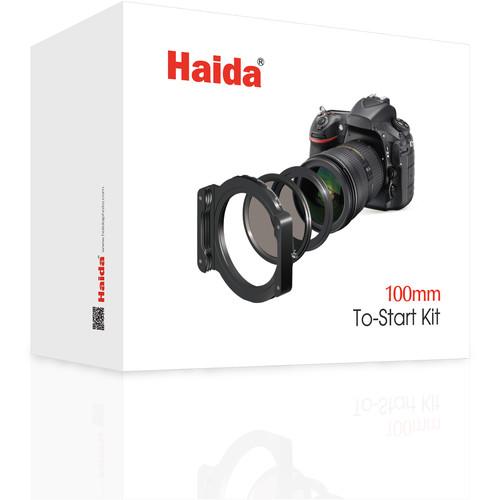 Haida 100mm To-Start Filter Kit