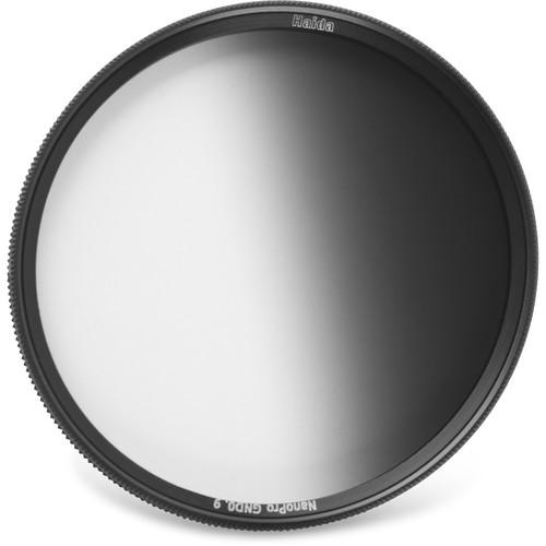 Haida 67mm NanoPro MC Soft-Edge Graduated Neutral Density 0.9 Filter (3-Stop)