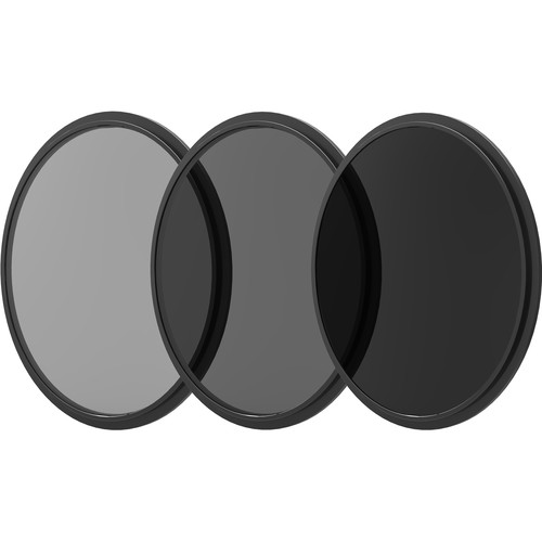 Haida Magnetic NanoPro MC ND 1.8, 3.0, and 4.5 Filter Kit for Haida M15 Filter Holder (6, 10, and 15-Stop)