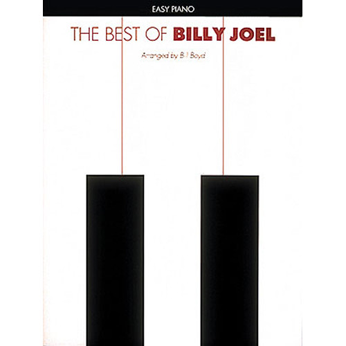 Hal Leonard Songbook: The Best of Billy Joel, Easy Piano Arrangements