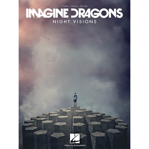 Hal Leonard Songbook: Imagine Dragons Night Visions - Piano/Vocal/Guitar Arrangements (Paperback)