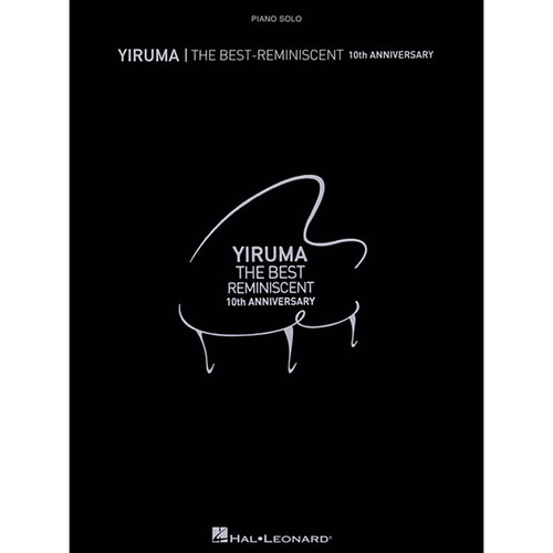 Hal Leonard Songbook: Yiruma The Best: Reminiscent 10th Anniversary - Piano Solo Arrangements (Paperback, Personality Series)