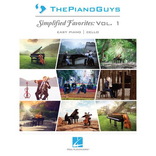 Hal Leonard Songbook: The Piano Guys Simplified Favorites - Piano/Cello Arrangements (Volume 1, Paperback)