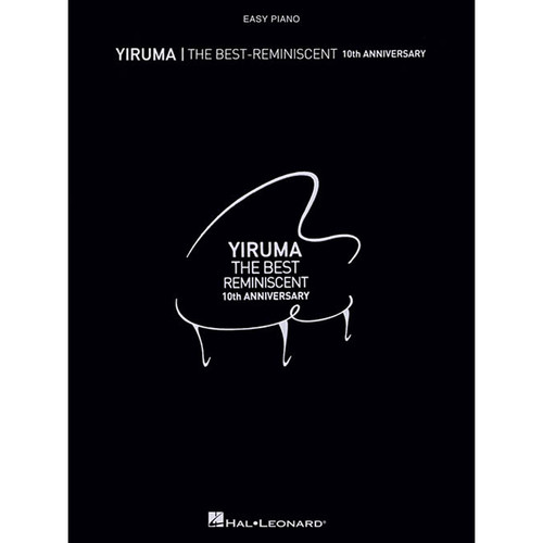 Hal Leonard Songbook: Yiruma - The Best: Reminiscent 10th Anniversary - Easy Piano Arrangements (Paperback)