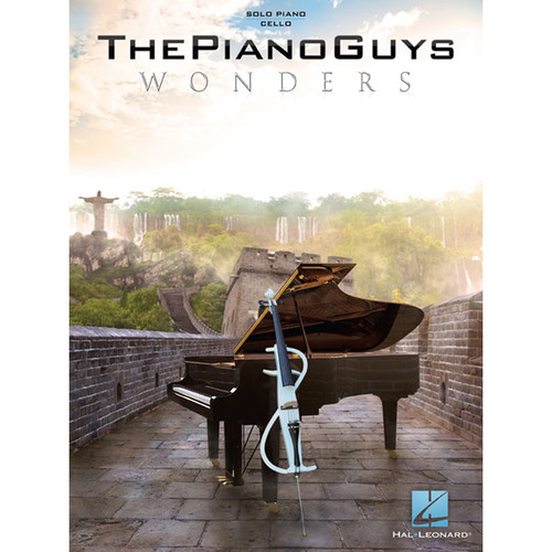 Hal Leonard Songbook: The Piano Guys Wonders - Piano/Optional Cello Arrangements (Personality Series, Paperback)