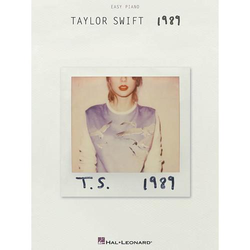 Hal Leonard Songbook: Taylor Swift 1989 - Easy Piano Arrangements (Paperback)