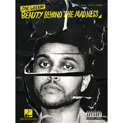 Hal Leonard Songbook: The Weeknd Beauty Behind the Madness - Piano/Vocal/Guitar Arrangements (Paperback)