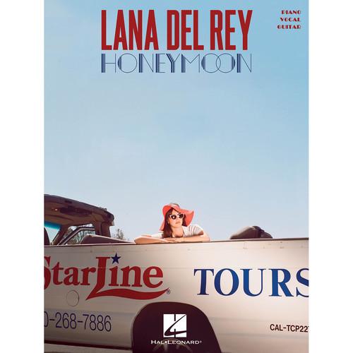 Hal Leonard Songbook: Lana Del Rey Honeymoon - Piano/Vocal/Guitar Arrangements (Paperback)