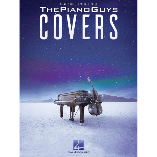 Hal Leonard Songbook: The Piano Guys Covers - Piano/Cello Arrangements (Personality Series, Paperback)