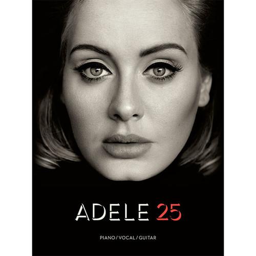 Hal Leonard Songbook: Adele 25 - Piano/Vocal/Guitar Arrangements (Paperback)