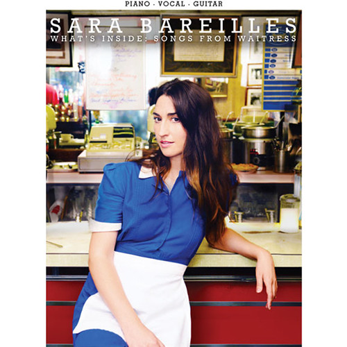 Hal Leonard Songbook: Sara Bareilles What's Inside: Songs from Waitress - Piano/Vocal/Guitar Arrangements (Paperback)
