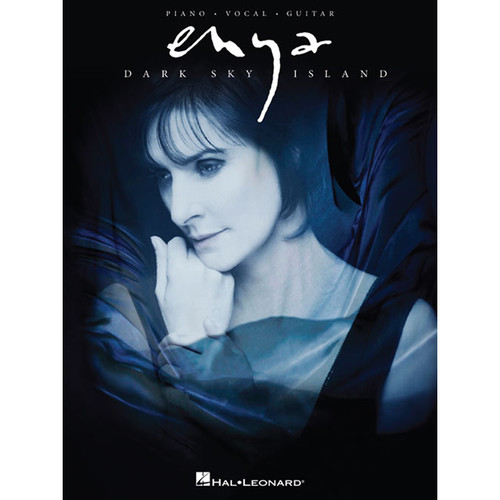 Hal Leonard Songbook: Enya Dark Sky Island - Piano/Vocal/Guitar Arrangements (Paperback)