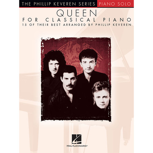 Hal Leonard Songbook: Queen for Classical Piano (Phillip Keveren Series, Paperback)