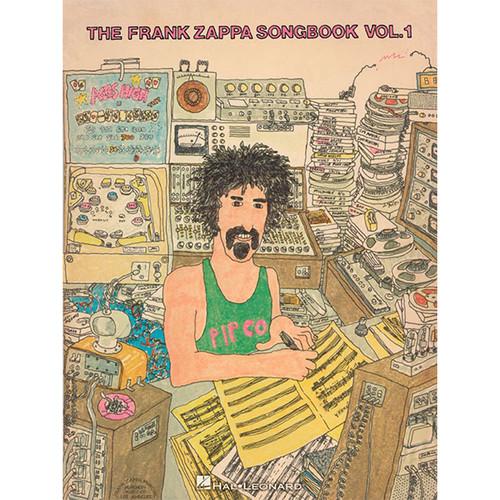 Hal Leonard Songbook: The Frank Zappa Songbook - Piano/Vocal/Guitar Arrangements (Volume 1, Paperback)