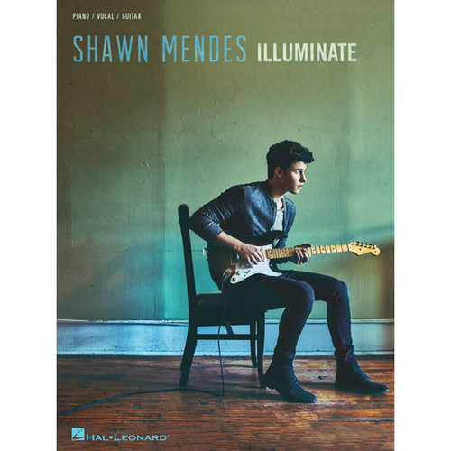 Hal Leonard Songbook: Shawn Mendes Illuminate - Piano/Vocal/Guitar Arrangements (Paperback)