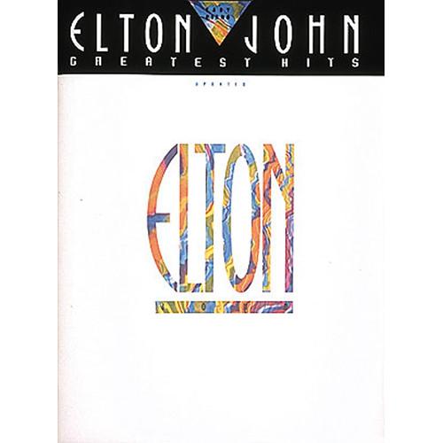 Hal Leonard Songbook: Elton John Greatest Hits - Easy Piano Arrangements (Updated Version)