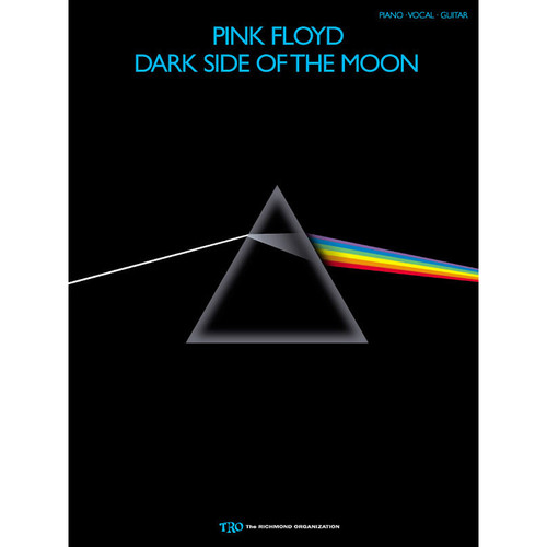 Hal Leonard Songbook: Pink Floyd Dark Side of the Moon - Piano/Vocal/Guitar Arrangements