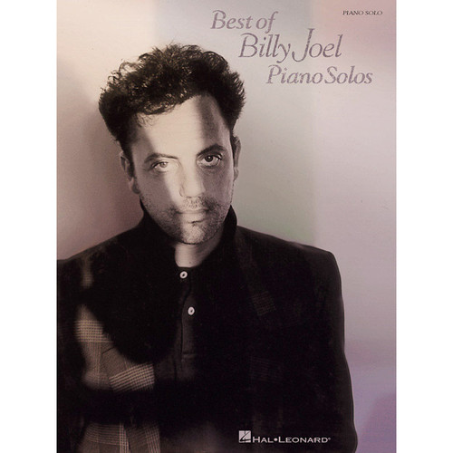 Hal Leonard Songbook: Best of Billy Joel Piano Solos (Personality Series)