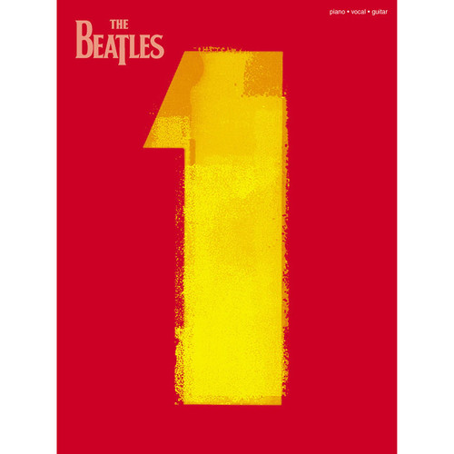 Hal Leonard Songbook: The Beatles 1 - Piano/Vocal/Guitar Arrangements
