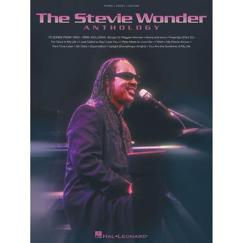 Hal Leonard Songbook: The Stevie Wonder Anthology - Piano/Vocal/Guitar Arrangements