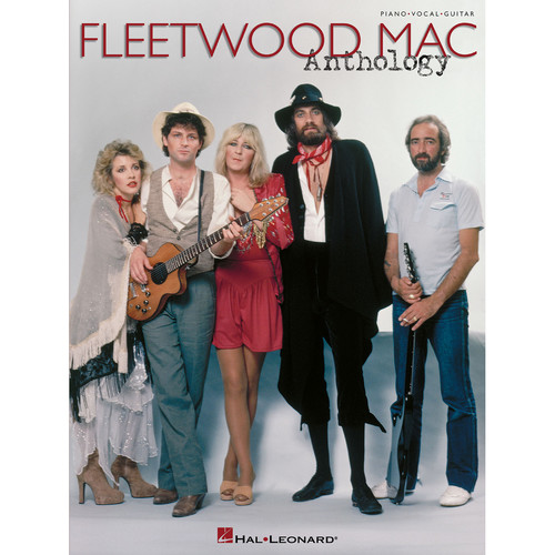 Hal Leonard Songbook: Fleetwood Mac Anthology - Piano/Vocal/Guitar Arrangements (Paperback)