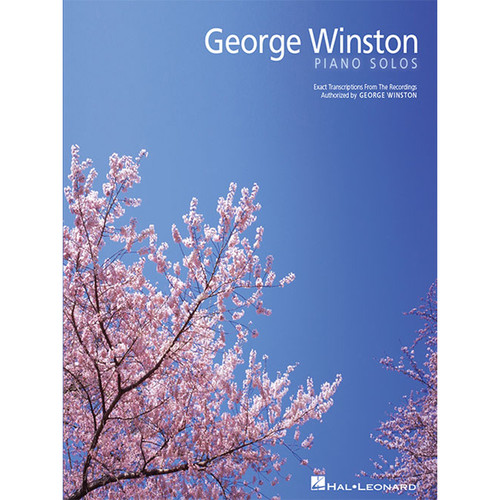 Hal Leonard Songbook: George Winston Piano Solos (Personality Series, Paperback)