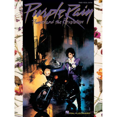 Hal Leonard Songbook: Prince and the Revolution Purple Rain - Piano/Vocal/Guitar Arrangements