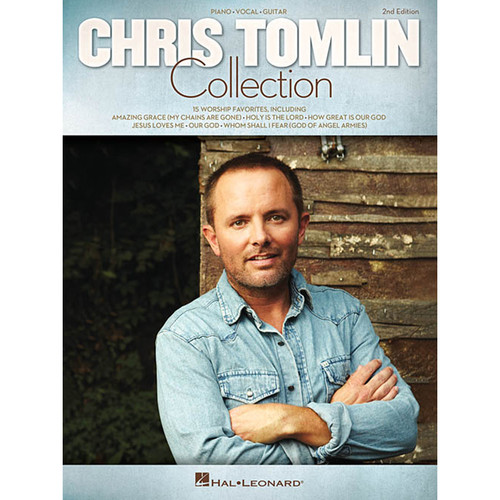 Hal Leonard Songbook: The Chris Tomlin Collection for Piano/Vocal/Guitar Artists (2nd Edition)