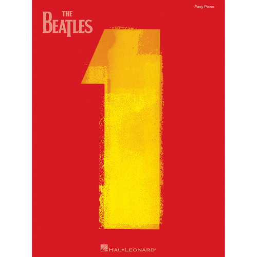 Hal Leonard Songbook: The Beatles 1 - Easy Piano Arrangements (Paperback)