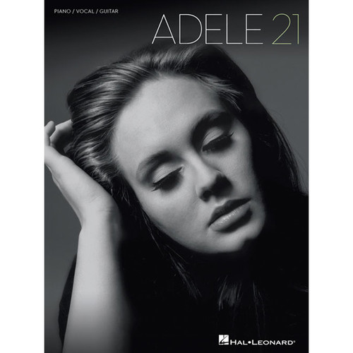 Hal Leonard Songbook: Adele 21 - Piano/Vocal/Guitar Arrangements (Paperback)