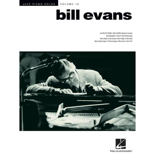 Hal Leonard Songbook: Bill Evans Jazz Piano Solo Arrangements (Brent Edstrom Series, Volume 19)