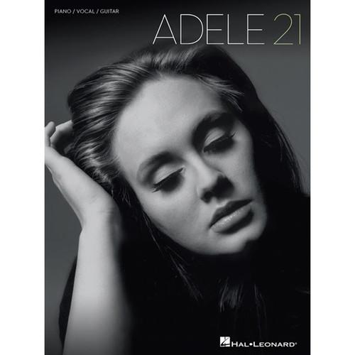 Hal Leonard Songbook: Adele 21 - Easy Piano Arrangements (Paperback)
