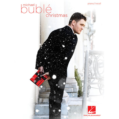 Hal Leonard Songbook: Michael Buble Christmas - Vocal/Piano Arrangements (Paperback)