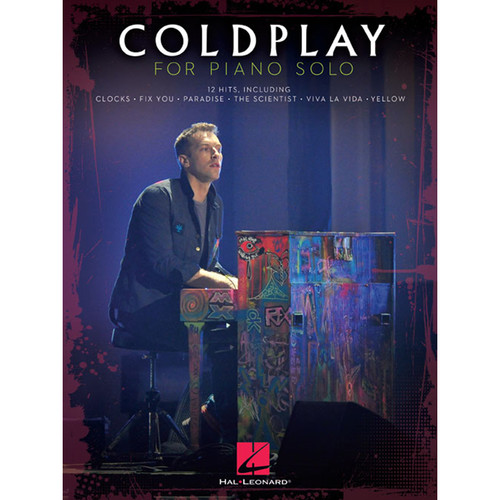 Hal Leonard Songbook: Coldplay for Piano Solo (Paperback)