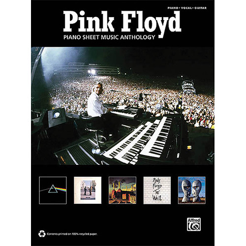 Hal Leonard Songbook: Pink Floyd Anthology - Piano/Vocal/Guitar Arrangements (Alfred Publishing Co., Paperback)